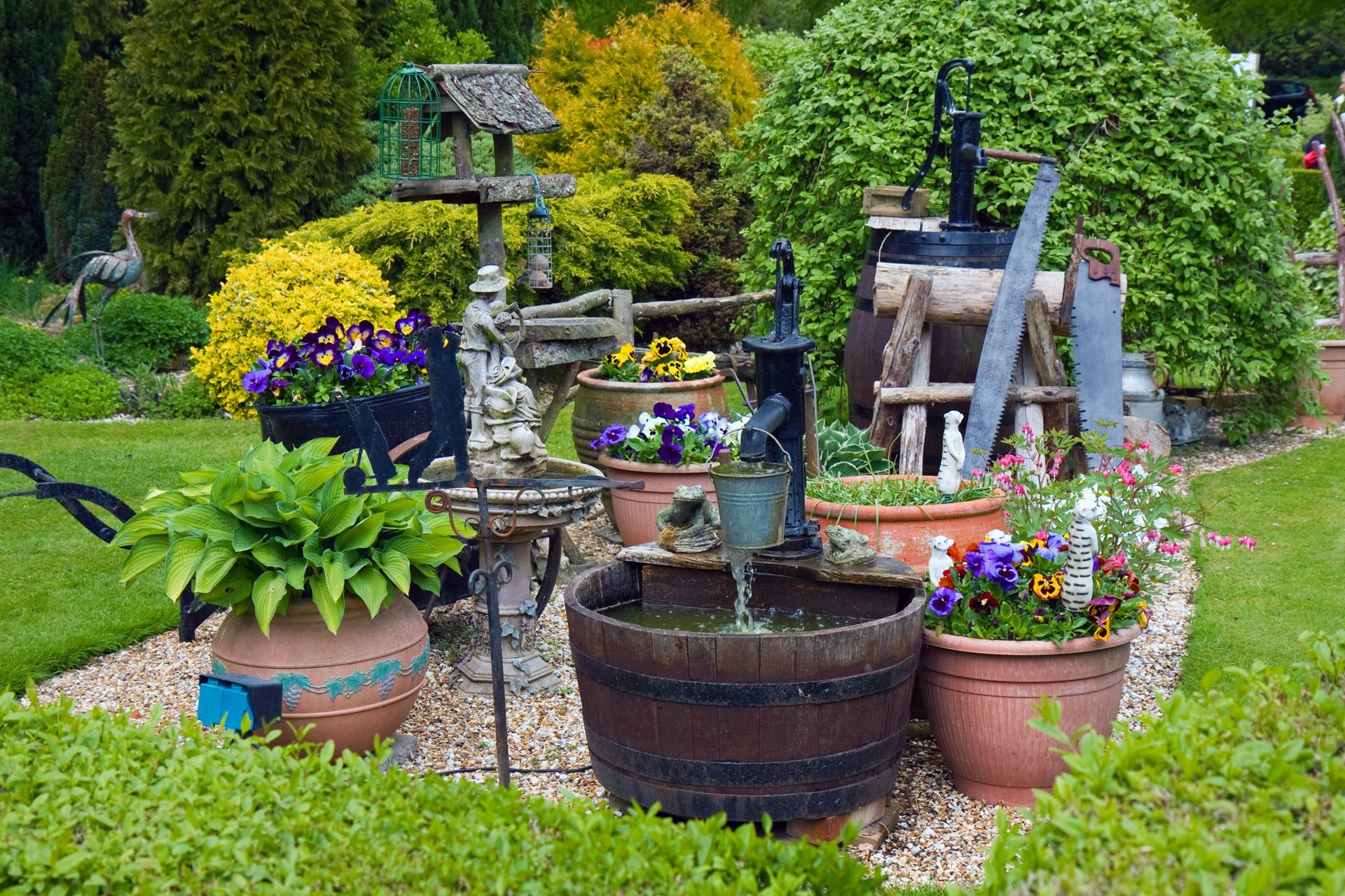 Container Garden, National Garden Month