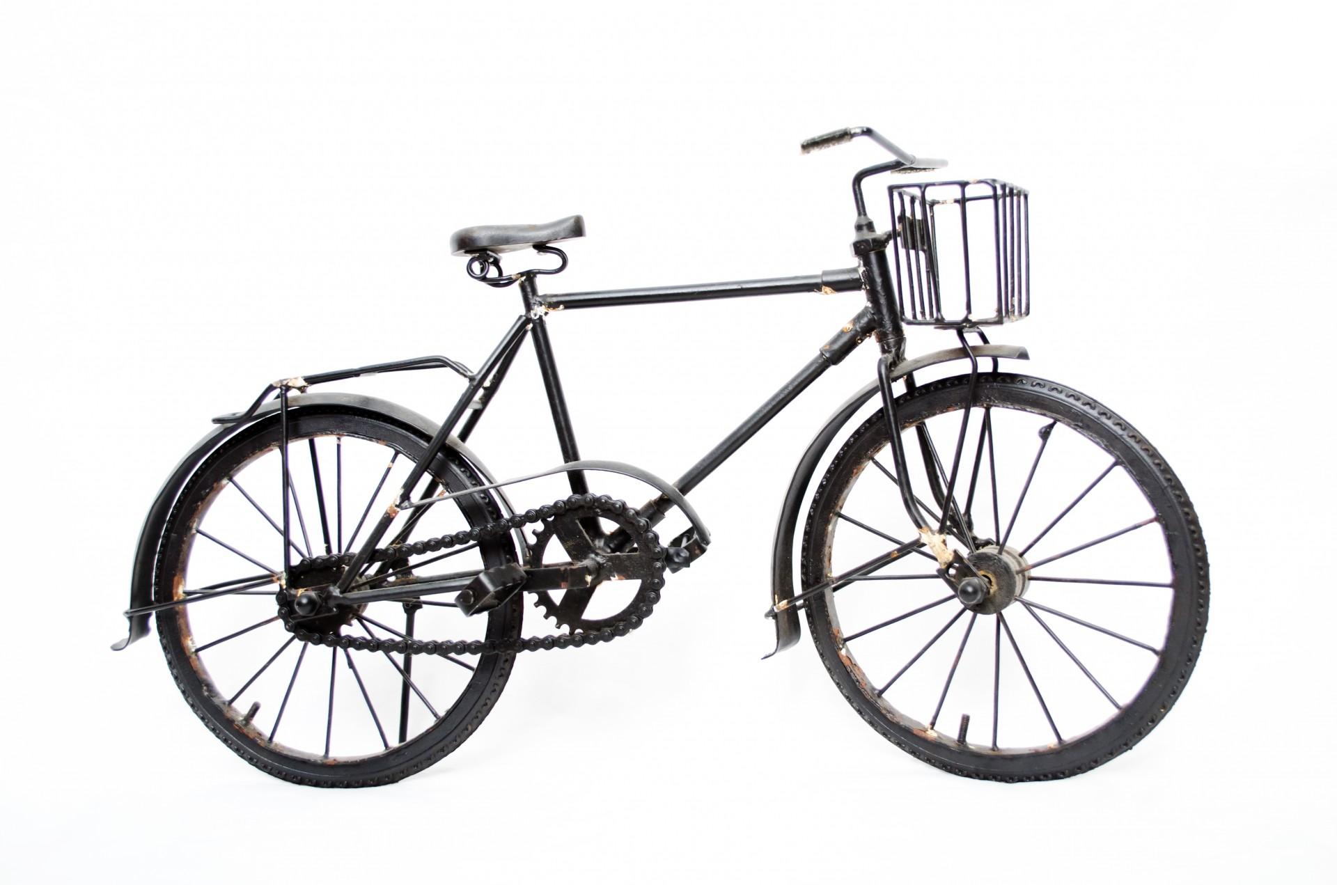 Old Bike Free Stock Photo