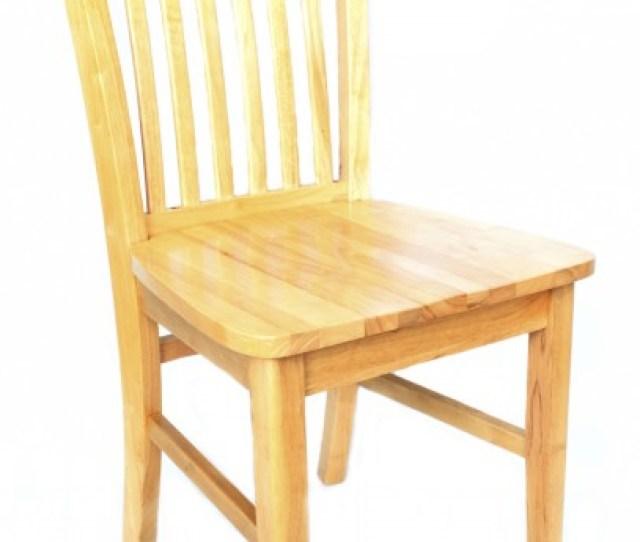 Wooden Kitchen Chair