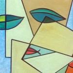 Abstrakte Kunst Gesicht Kostenloses Stock Bild Public Domain Pictures