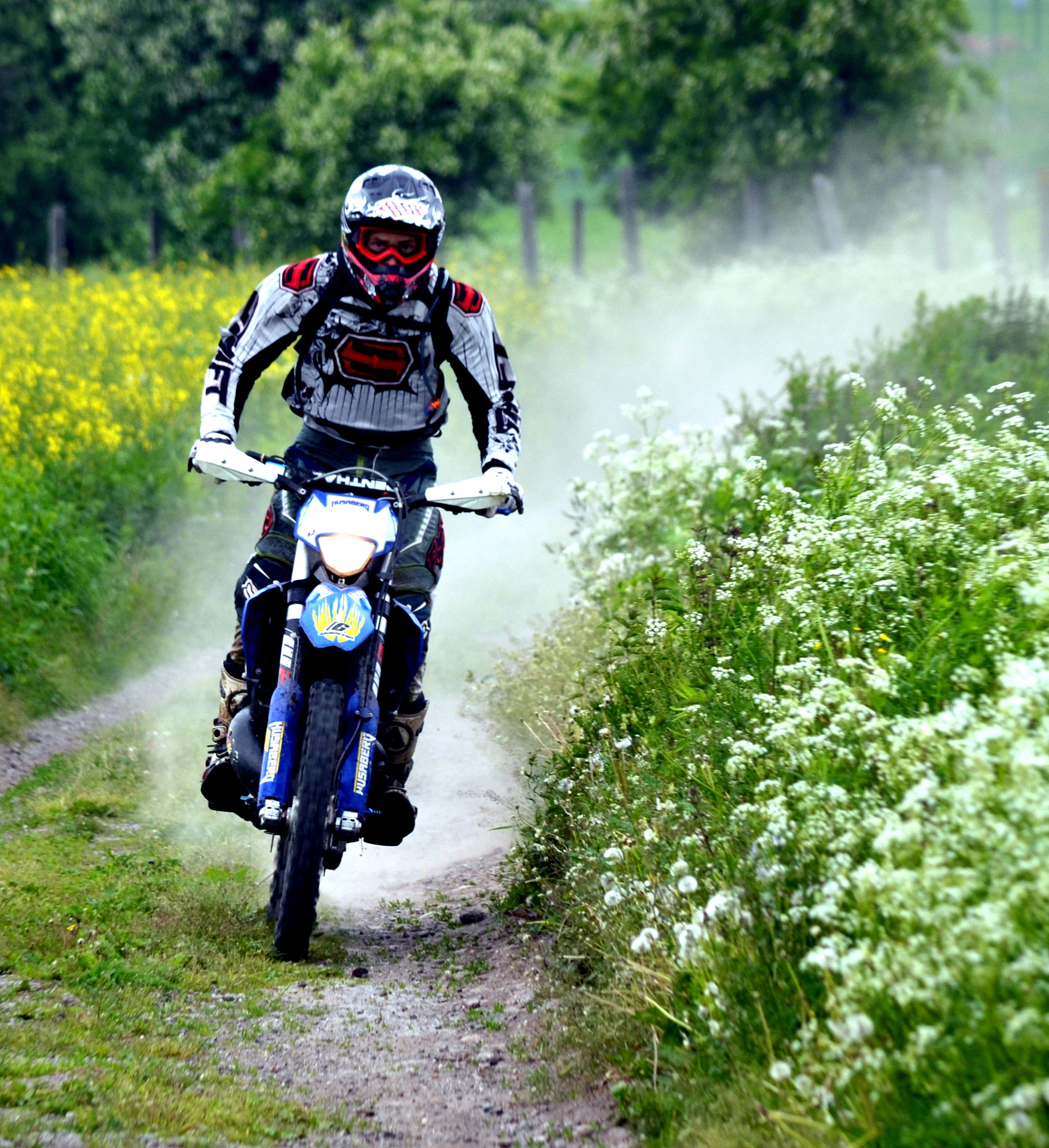 Adventure, Motor Cyclist, Great Outdoors