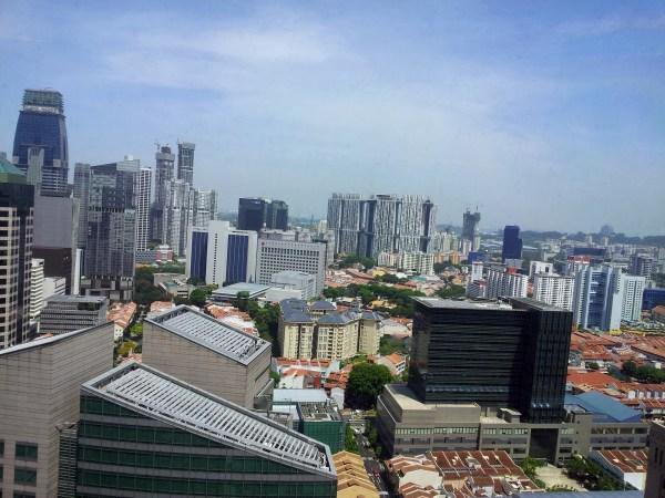 Singapore City View Free Stock Photo Public Domain Pictures