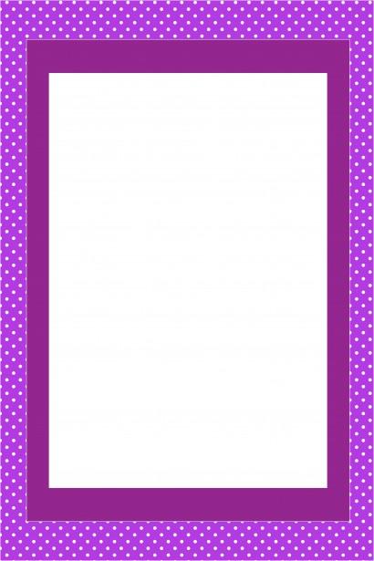 Purple Invitation Card Frame Free Stock Photo Public Domain Pictures