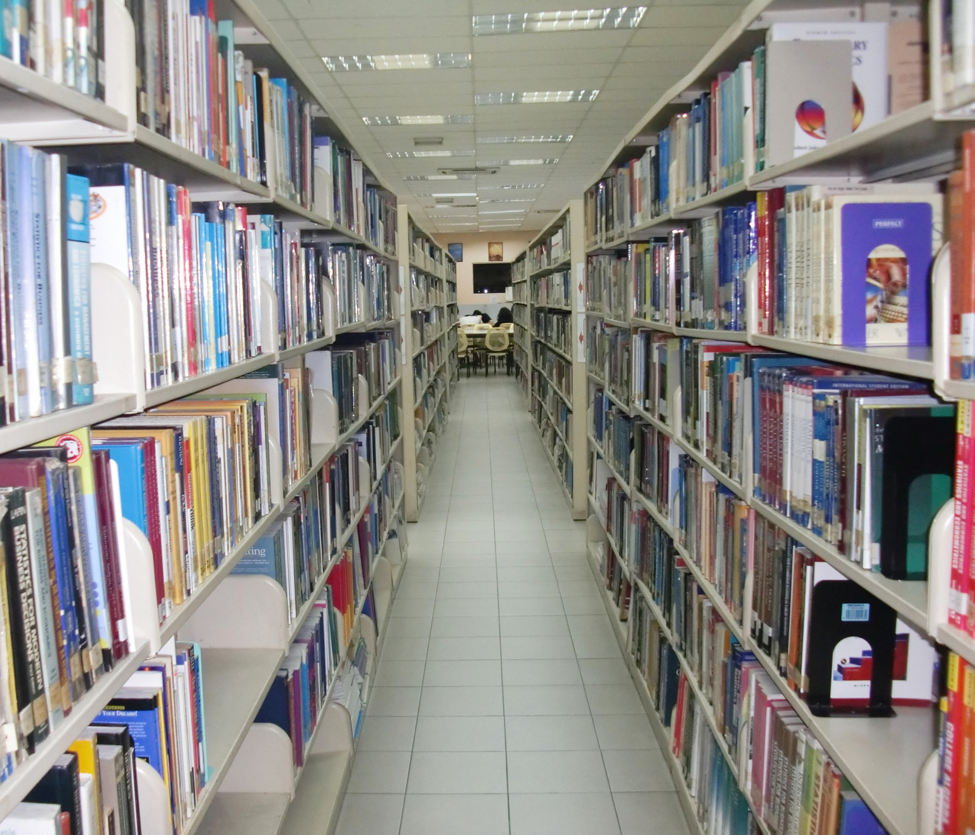 Library, Books, Library Lover's Month