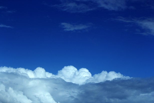 Cotton Background Cloud