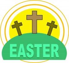 Easter Calvary