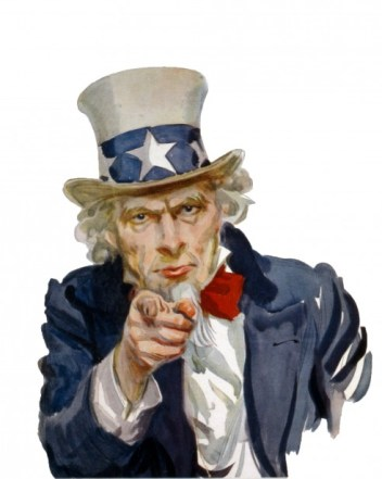Image result for images of uncle sam watching you