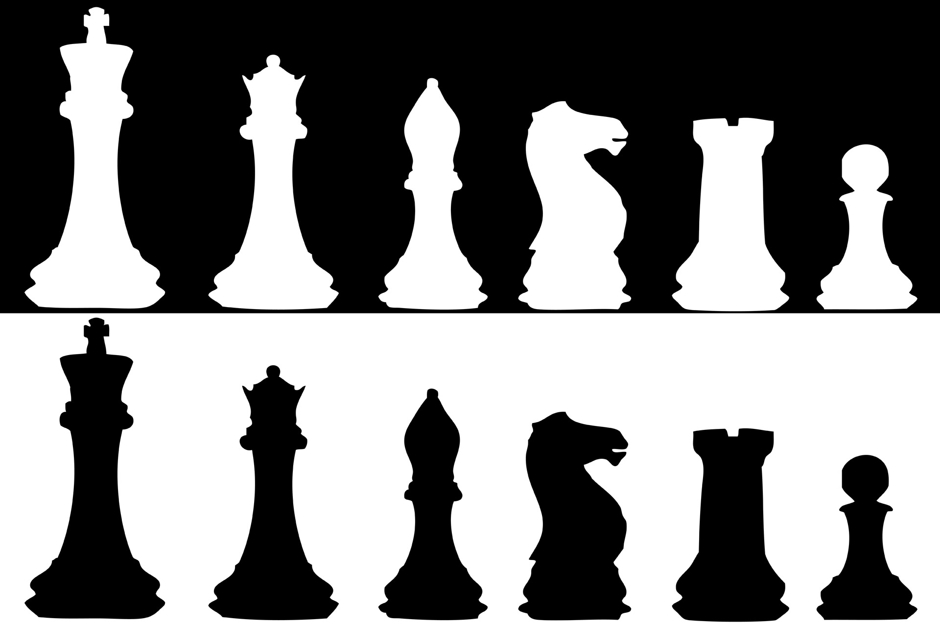 Image result for free clip art chess pieces