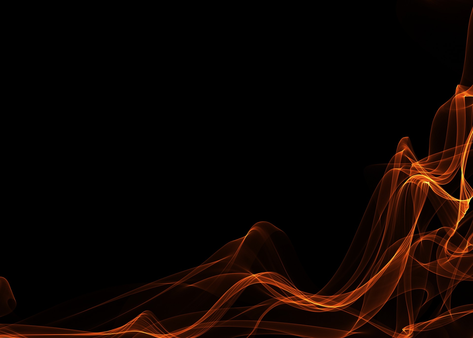 Flame Background Powerpoint