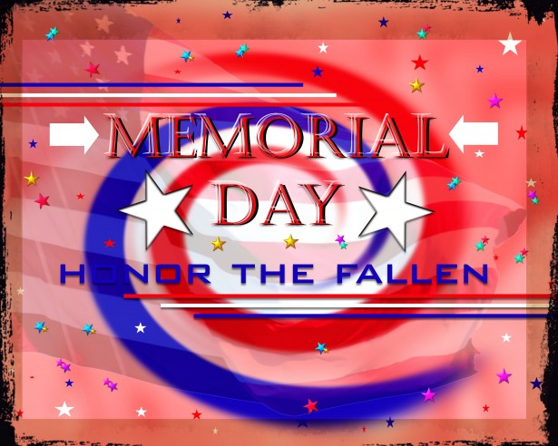 Memorial Day, Honor the Fallen, Saluting Military Personnel, Veterans