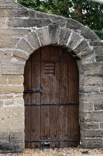 Old Door St Augustine Florida Free Stock Photo Public