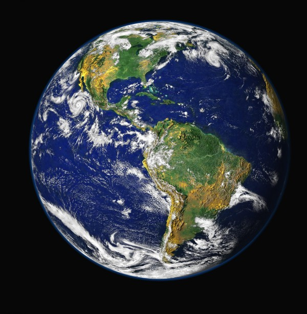 Planet Earth Free Stock Photo - Public Domain Pictures