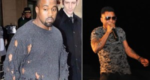 OristeFemi Wore Kayne Torn Like top