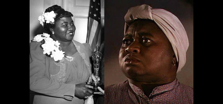 And the Academy Award Goes To . . . Hattie McDaniel