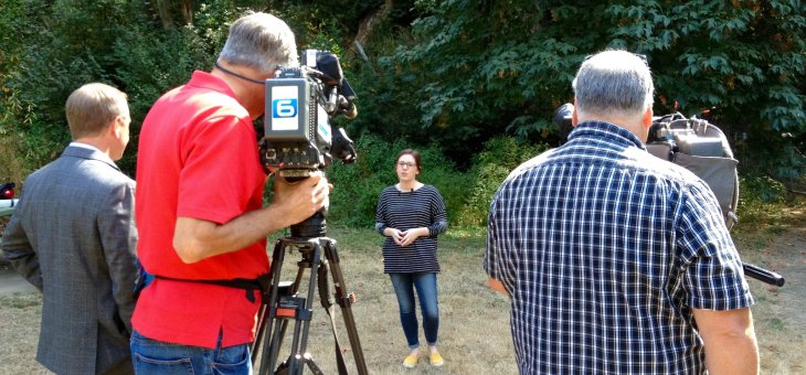 Website helps preserve Portland trees, collect stories | KOIN 6