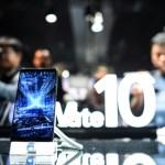 En 2017, Huawei registró el crecimiento más lento de los últimos años
