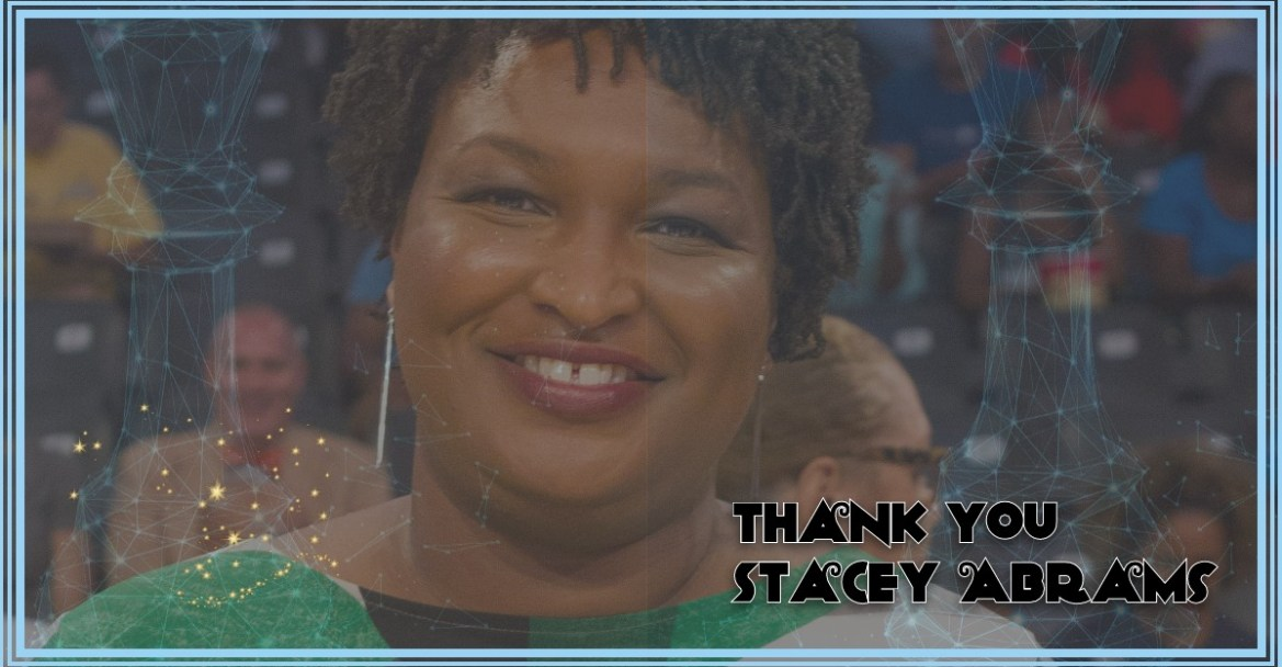 The Southern Strategy is dead, Long Live the New Southern Strategy, Long Live the vision of Stacey Abrams