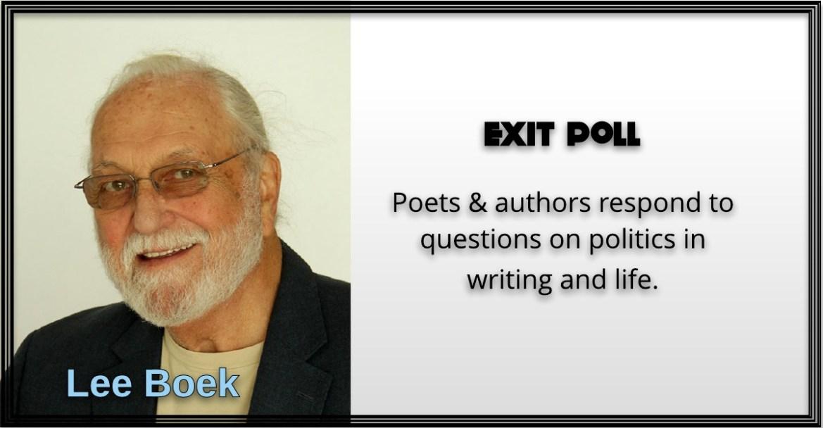 Lee Boek, Exit Poll
