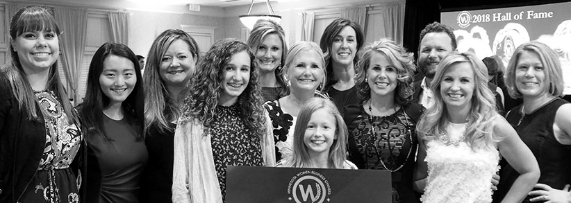 Robin Kocina inducted into the Minnesota Women Business Owners Hall of Fame