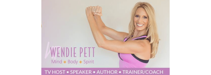 Nationally recognized fitness expert Wendie Pett signs with Media Relations Agency