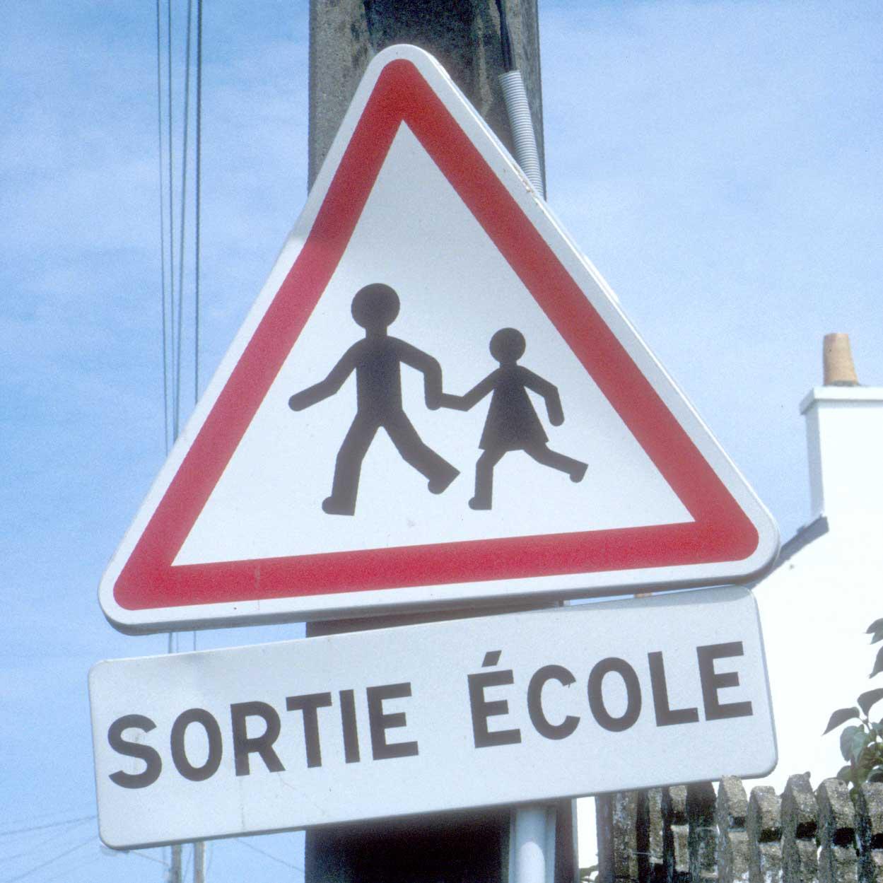 Public Lettering Beta Version Road Traffic Signs