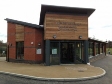 Derby - The Philip Whitehead Memorial Library, Chaddesden Park