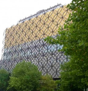 The Library of Birmingham: if the cuts continue there, it may indeed become the only one.