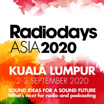 Radiodays Asia 2020