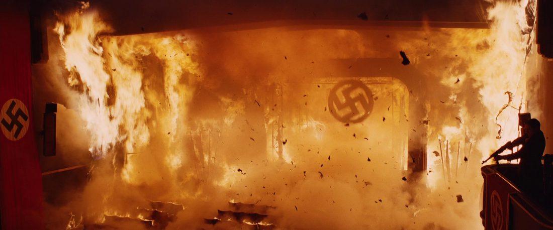 The_Nazi_Swastika_falls_in_the_cinema_fire