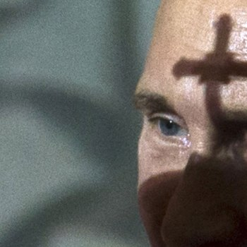 Putin-Cross