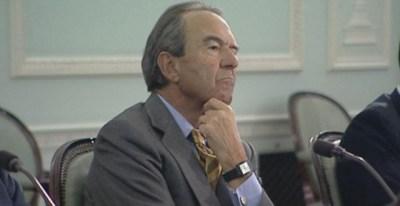 El expresidente de Bankinter, Jaime Botín.- EFE