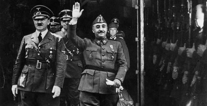 """""""La défaite de Hitler a permis à Franco d'enterrer les morts et les dettes"""""""