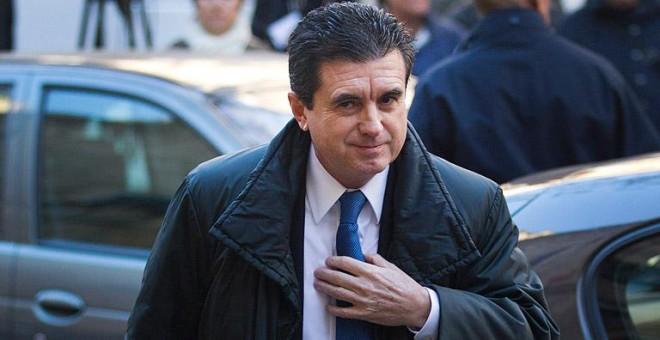 El expresidente del Govern balear, Jaume Matas, en una foto de archivo. / EFE