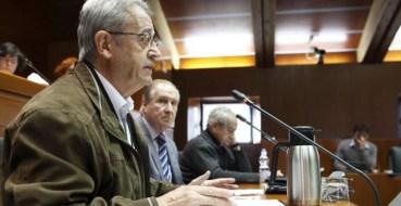 La comparecencia de tres representantes de asociaciones de la zona oriental de Aragón provocó en las Cortes autonómicas un tenso debate sobre el uso del catalán y el aragonés en la comunidad. Foto Cortes de Aragón