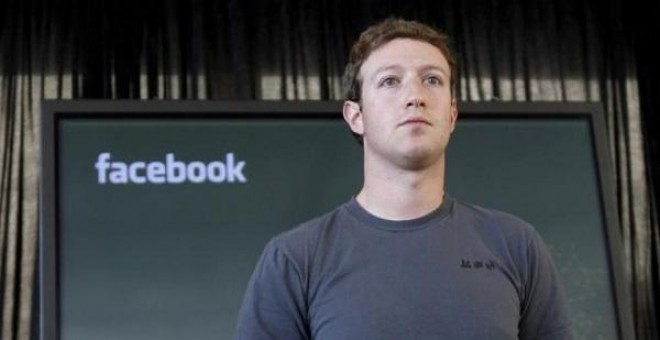 El fundador de Facebook, Mark Zuckerberg, en una foto de archivo. / REUTERS