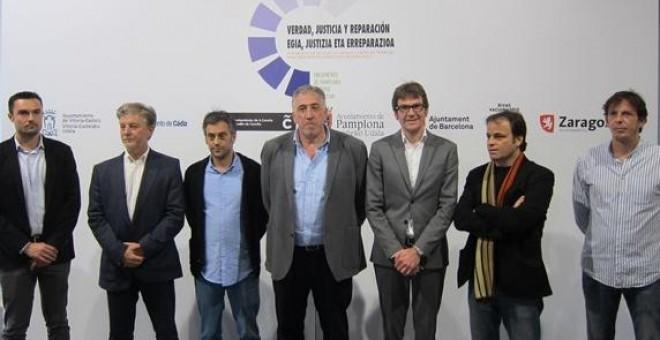 Siete ciudades firman un manifiesto a favor de querellas contra crímenes del franquismo.- EUROPA PRESS
