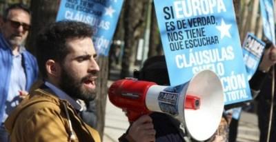 La Justicia europea falló a favor de la retroactividad de las cláusulas suelo EFE