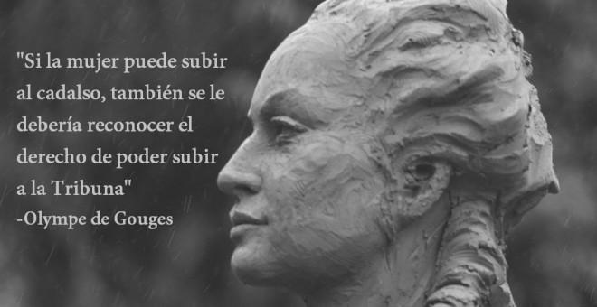 269 años del nacimiento de Olympe de Gouges, la indomable que escandalizó a los revolucionarios franceses