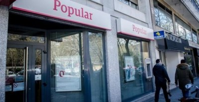 Banco Popular /EUROPA PRESS