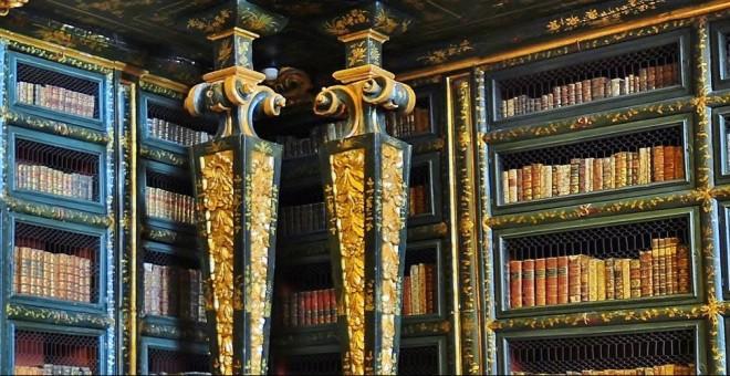 Biblioteca Joanina de la Universidad de Coimbra / Universidad de Coimbra