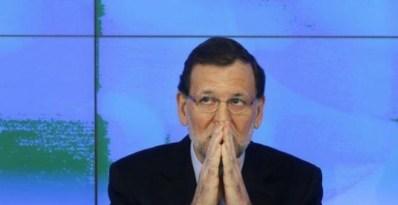 Mariano Rajoy, en un Comité de Dirección del PP. Archivo REUTERS