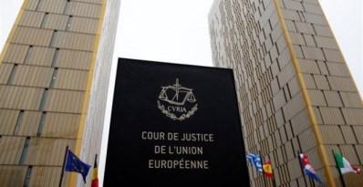 El Tribunal de Justicia de la Unión Europea (TUE). REUTERS
