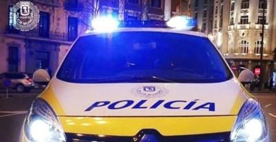 Foto de archivo de una patrulla de la Policía Local de Madrid. / EP