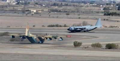La base aérea de Zaragoza dejó de ser de utilización conjunta entre España y EEUU en 1992, un año después de que fuera una plataforma clave en los ataques de la 'Tormenta del desierto' contra Irak.