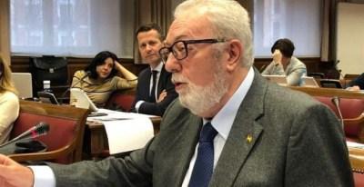 El senador del PP Pedro Agramunt. EP