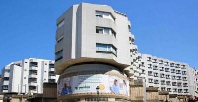 La clínica Povisa de Vigo.