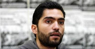 El exlíder del Sindicato de Estudiantes Tohil Delgado - EFE