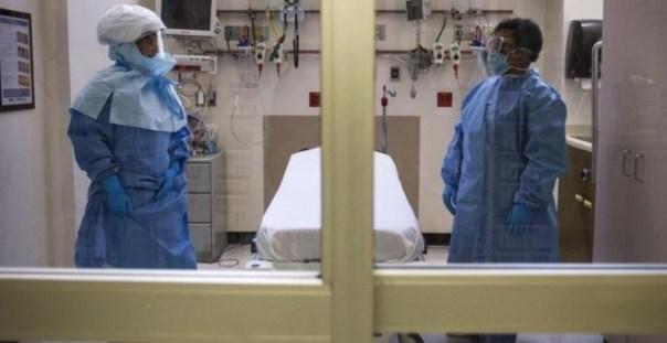 Habitación de aislamiento en un hospital. EFE