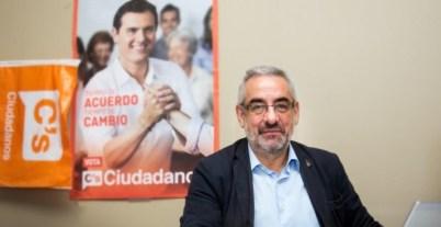 Horario Rico, edil de Cs en Alcobendas. / CIUDADANOS