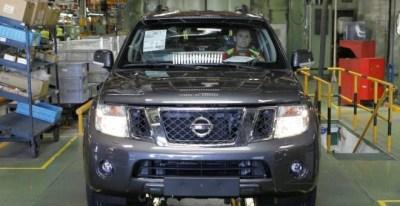 Nissan. EFE
